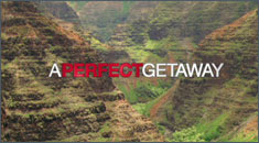A Perfect Getaway - titles by Comen VFX