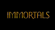 Immortals - titles by Comen VFX