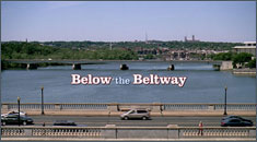 Below the Beltway - titles by Comen VFX